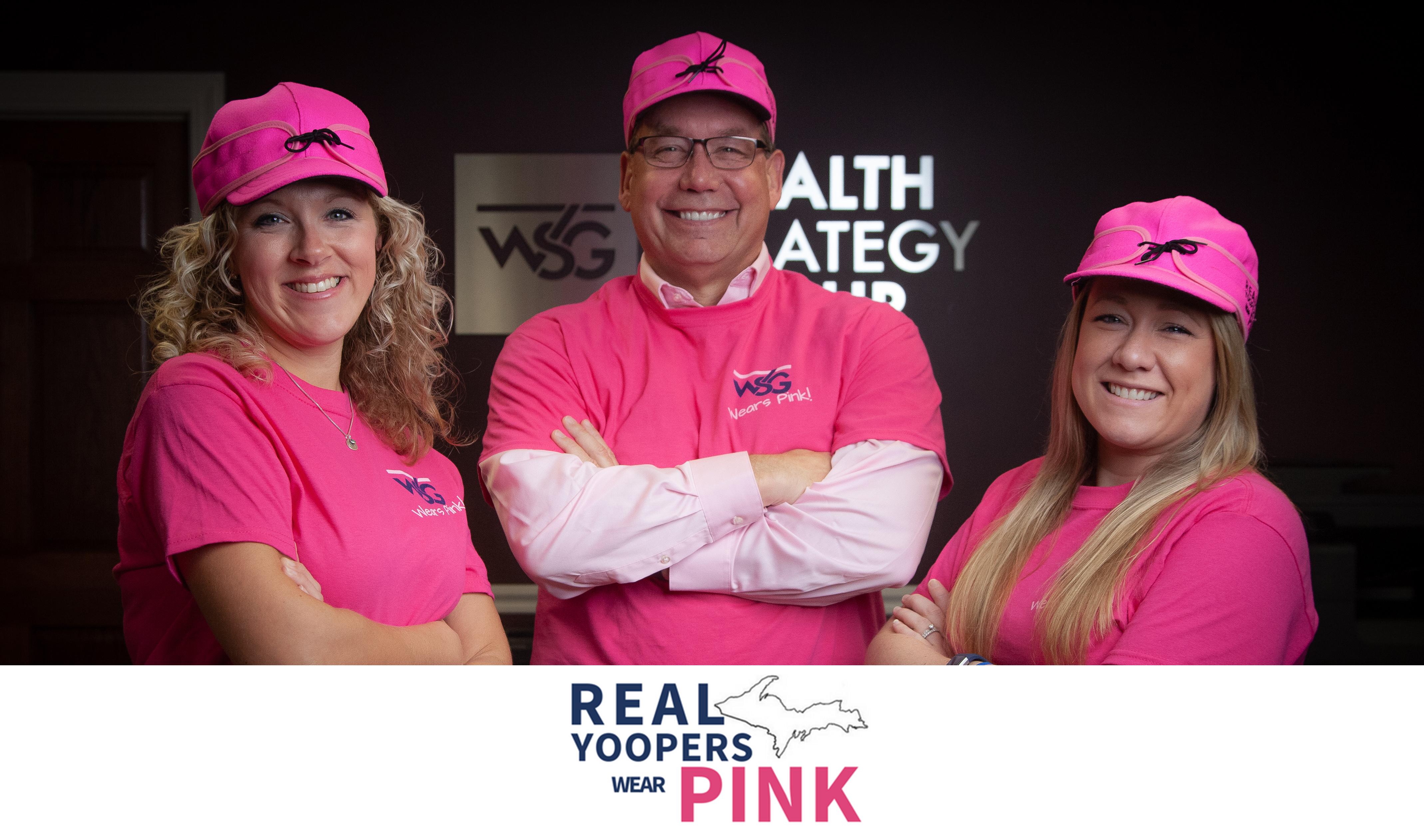 WSG team pink